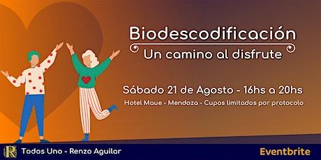 Biodescodificación: Un camino al disfrute entradas