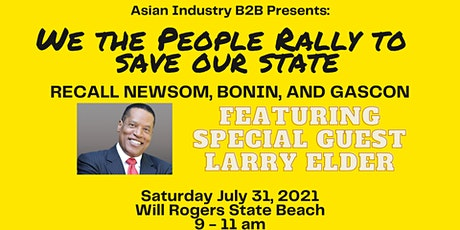 AIB2B We The People Rally to Save Our State tickets
