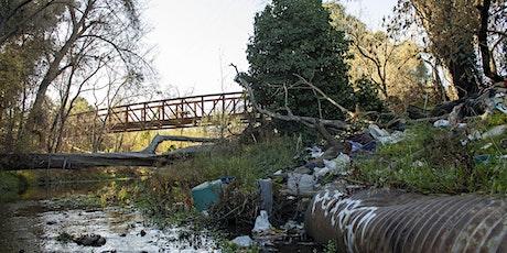 SB Clean Creeks  Cleanup  Los Gatos Creek at Auzerais Sponsored by D6 tickets