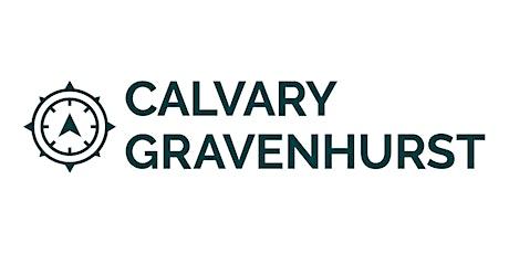 Calvary Gravenhurst Service, Aug. 1 - 8:30AM (With Children's Ministries) tickets