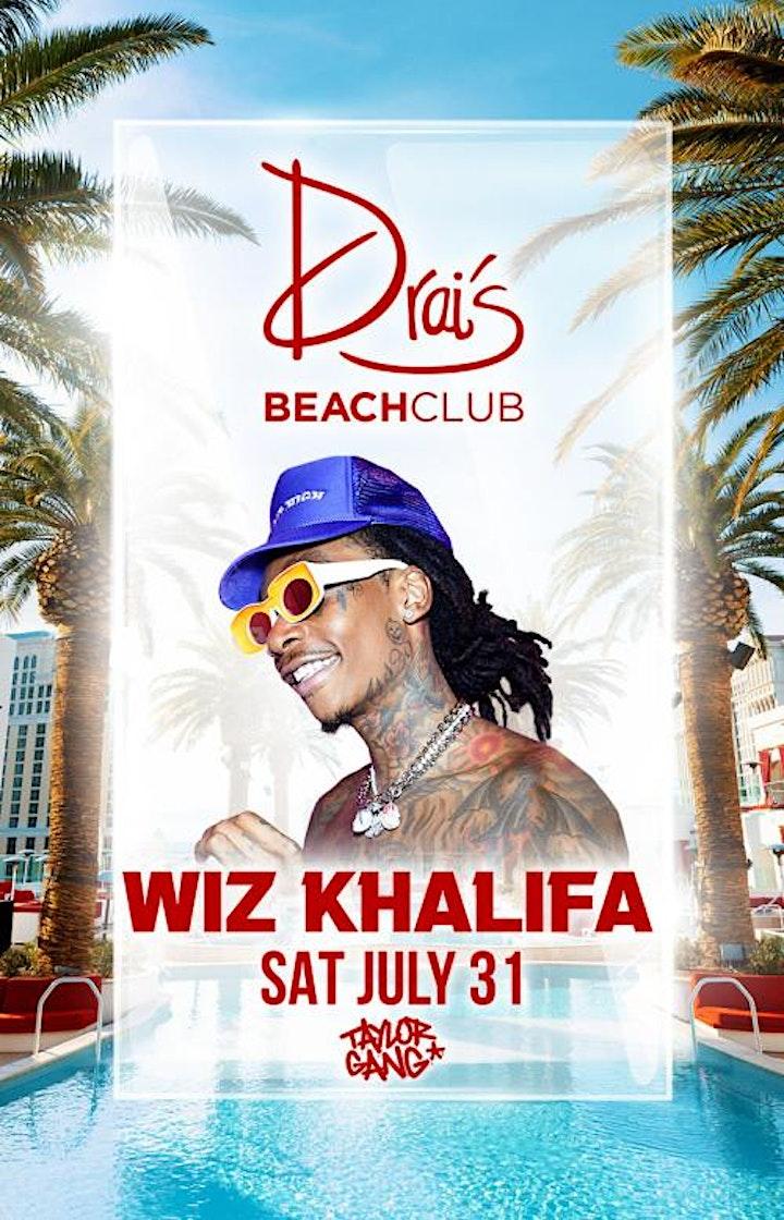 Wiz Khalifa  Pool Party image