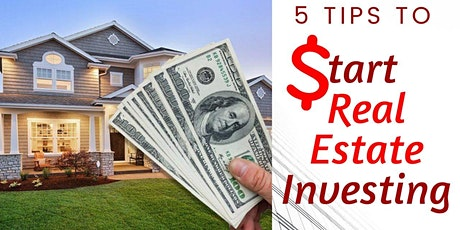 5 Tips to Start Real Estate Investing tickets