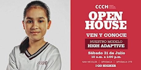 Open House CCCH Apodaca Oriente- Evento gratuito tickets