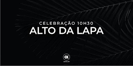 CULTO ALTO DA LAPA 08/08 - 10H30 tickets