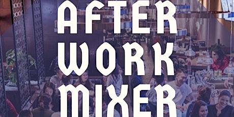 After-Work Mixer in Lujiazui 全行业陆家嘴社交酒会 @bluefrog蓝蛙(滨江店) tickets