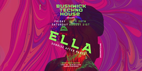 AFTERPARTY WITH ELLA tickets