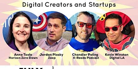 Digital LA - Digital Comics Creators and Startups tickets