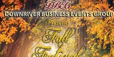 Downriver Business Events Group's 2021 Fall Festival tickets