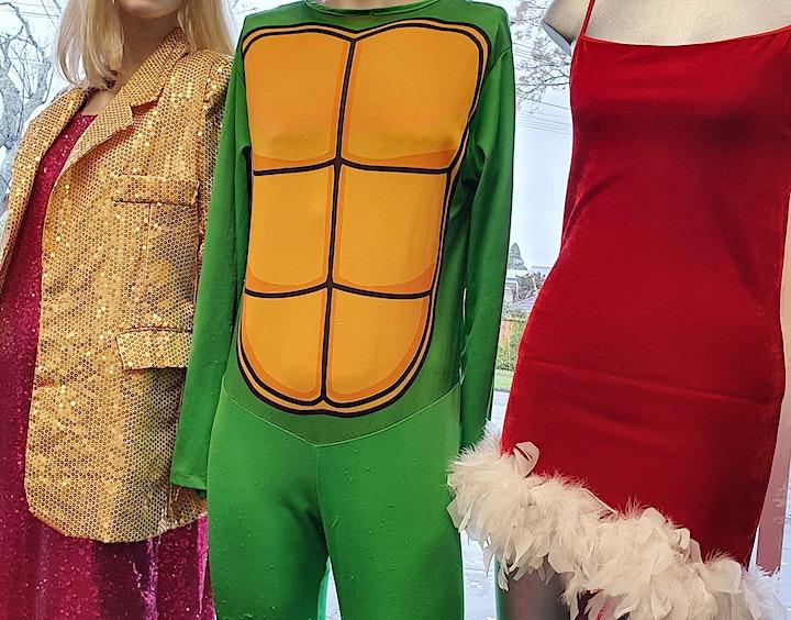 Massive Costume Clearance Sale EARLYBIRD ACCESS image