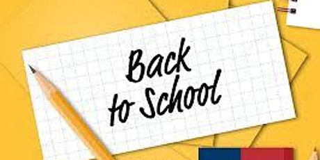 BACK TO SCHOOL SUPPLY DRIVE tickets