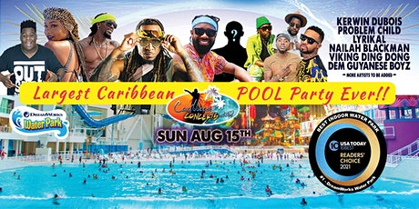 Caribbean Concert by TriniFly Promo on August 15, 2021 tickets