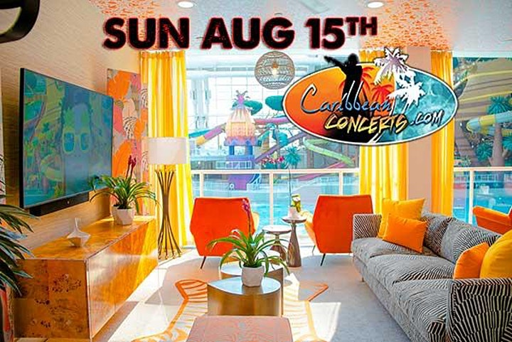 Caribbean Concert by TriniFly Promo on August 15, 2021 image
