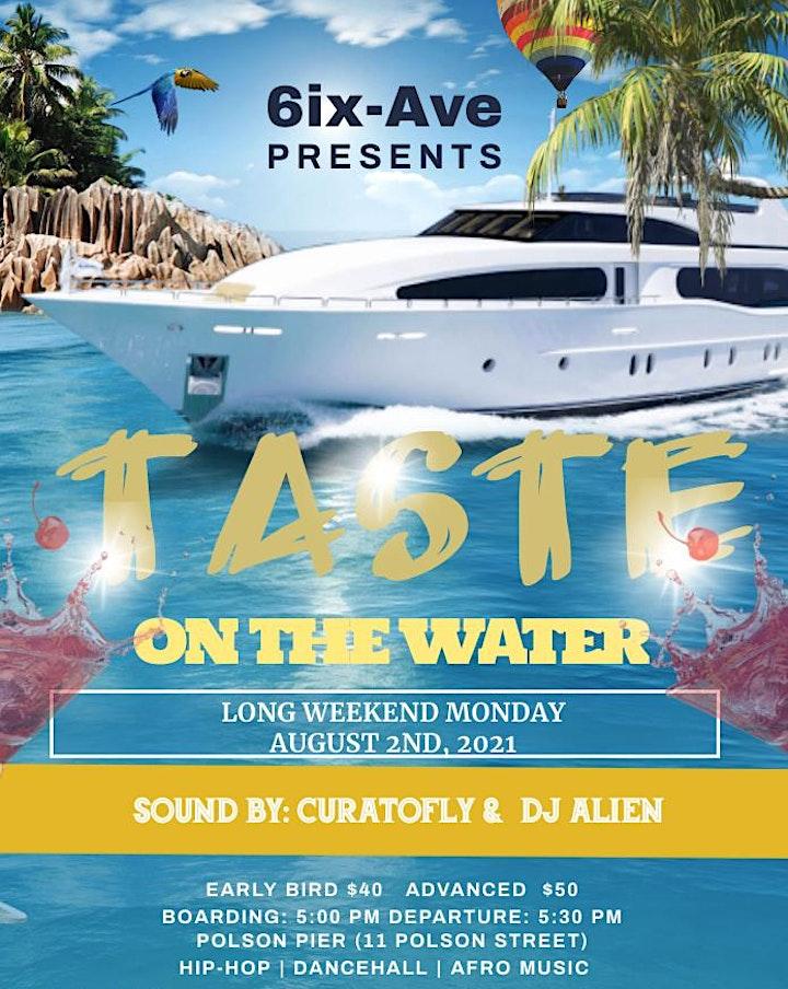 Taste on the Water image