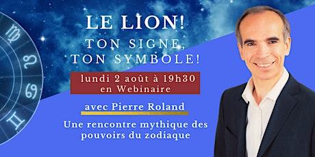 Ton signe, ton symbole de vie - Lion billets