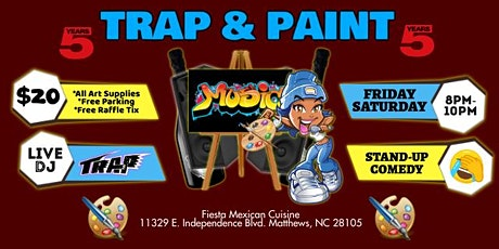 The World Famous Trap & Paint tickets