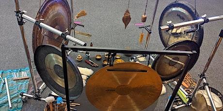 Gong Journeys Dallas Meditation Center tickets