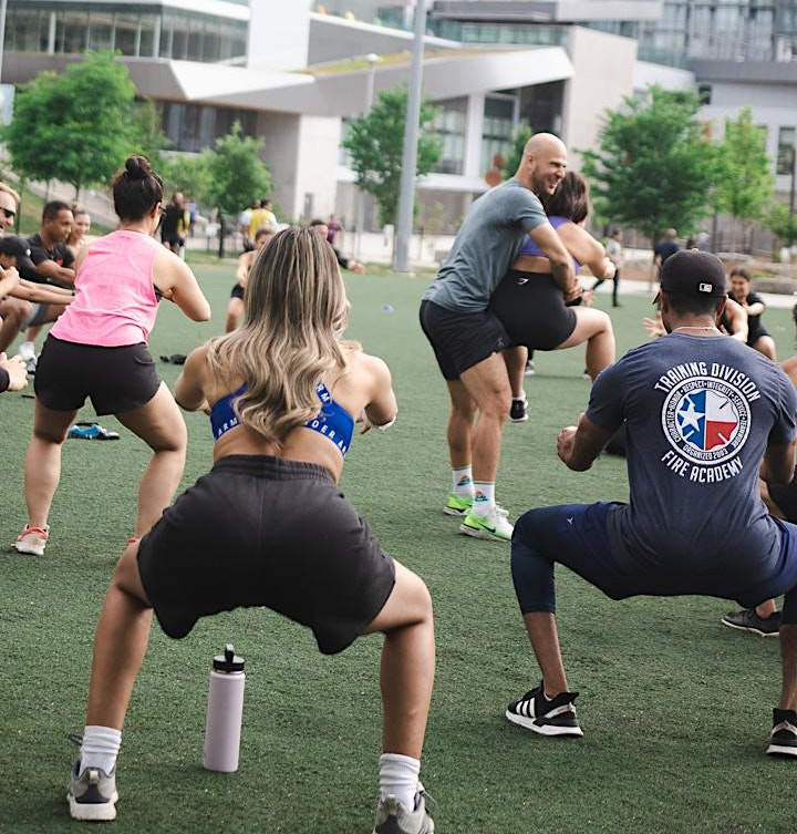 ShowUp Squad Mobility & Strength Classes image