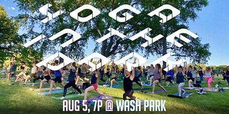 Yoga in the Park at Wash Park with Black Swan Yoga! tickets