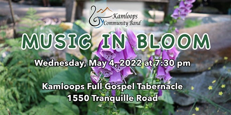 Music In Bloom tickets