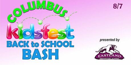 Columbus Back to School Bash - TEACHER  APPRECIATION REGISTRATION tickets