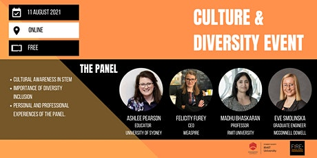 FIRE+ x REASS Presents: Culture & Diversity Discussion Panel tickets