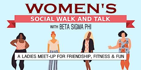 Ladies Social Walk and Talk tickets
