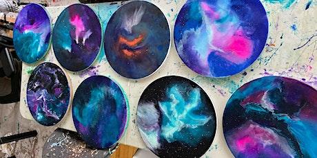Art Resin Class - Universe Theme tickets