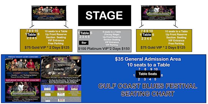 Gulf Coast Blues Festival image