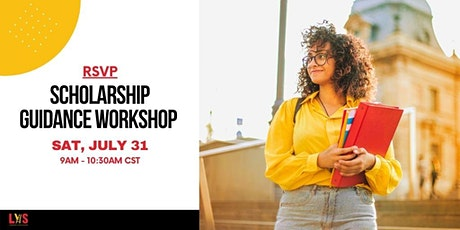 Scholarship Guidance Workshop biglietti