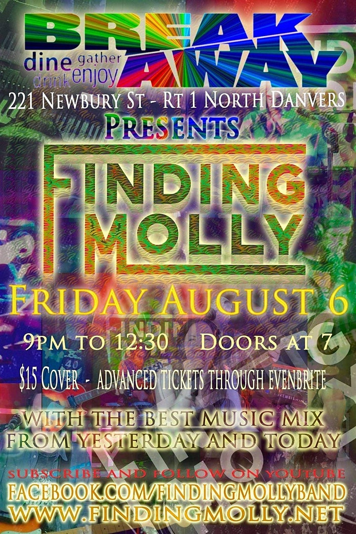 Finding Molly image