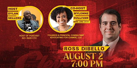 Conversation with the Candidates: Ross DiBello tickets