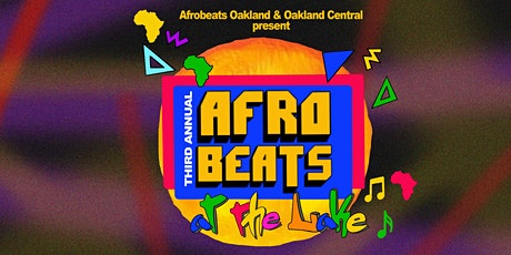 Afrobeats at The Lake tickets