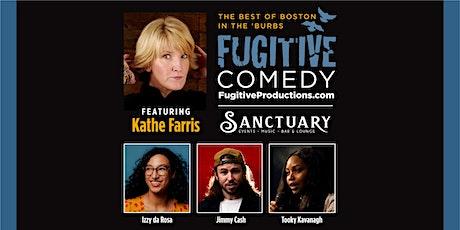 Fugitive Comedy tickets