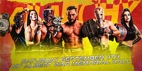Impact Pro Wrestling: Anarchy tickets