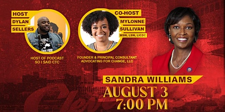 Conversation with the Candidates: Sandra Williams tickets