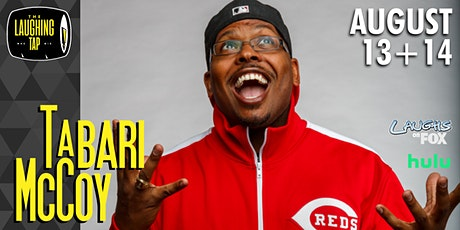 Tabari McCoy at The Laughing Tap tickets