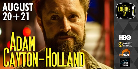 Adam Cayton-Holland at The Laughing Tap tickets