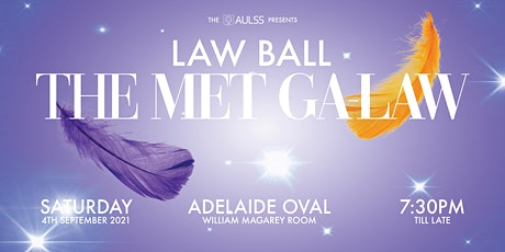 AULSS Law Ball 2021 tickets
