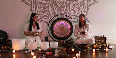 NEW MOON WOMENS CEREMONY - emotional empowerment and sound healing journey tickets