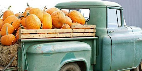 Truck with Pumpkins Painting Workshop tickets