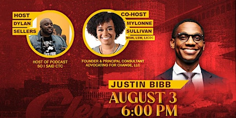 Conversation with the Candidates: Justin Bibb tickets