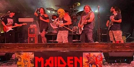 Maiden New England tickets
