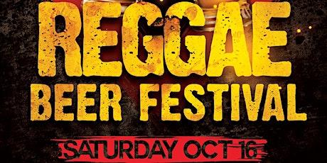 Reggae & Craft Beer Festival tickets