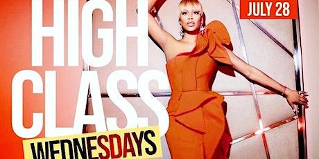 High Class Wednesday tickets