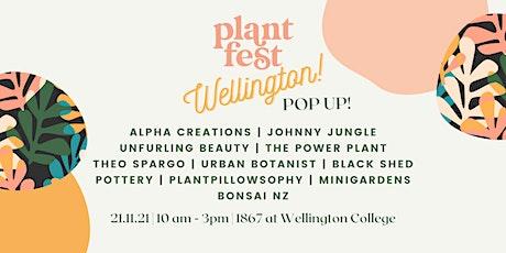 Plant Fest Pop-Up Wellington tickets