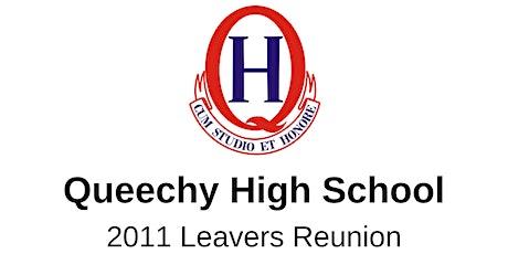 Queechy High School 2011 Leavers Reunion tickets