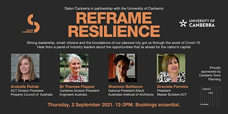 Reframe Resilience tickets