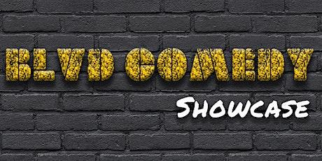 BLVD Comedy Showcase tickets