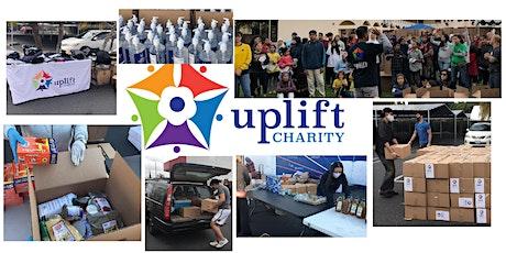 Volunteer Registration: Uplift Charity's Eid Food Pantry tickets
