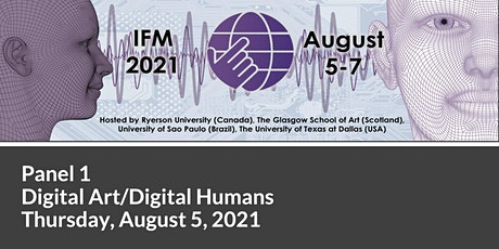 Interactive Film and Media Conference 2021 - Panel 1 tickets